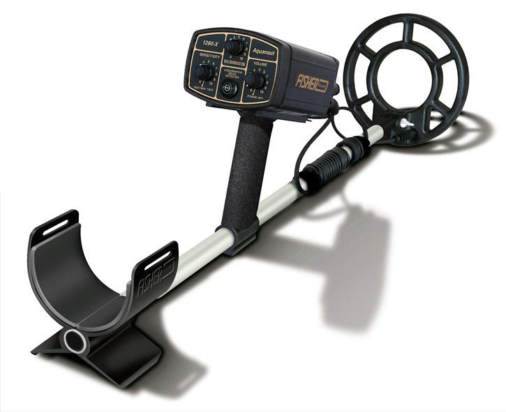 Металлоискатель Fisher 1280-Х Aquanaut