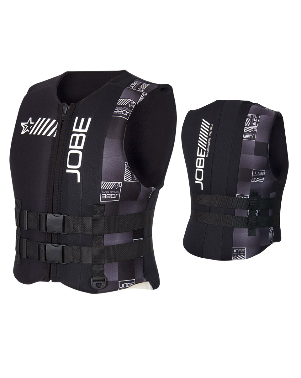 Жилет спасательный Jobe Progress Neo Vest Men Black 244915013-ХХXL