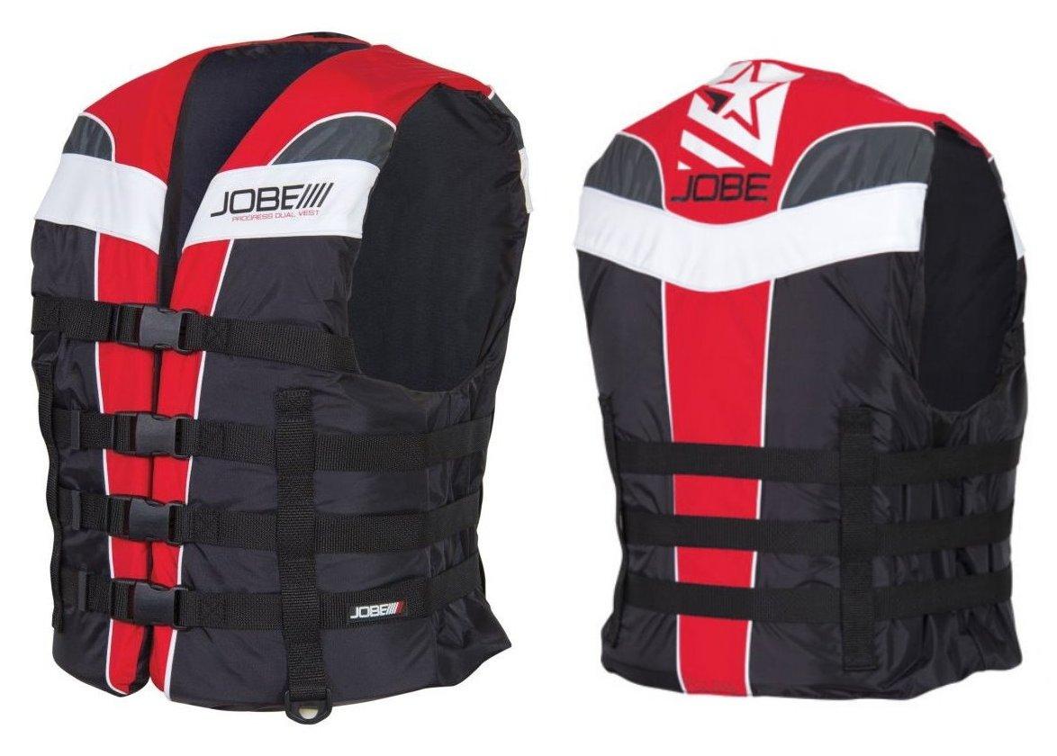 ������������ ����� Jobe Progress Dual Vest Red 244813005-4XL-5XL