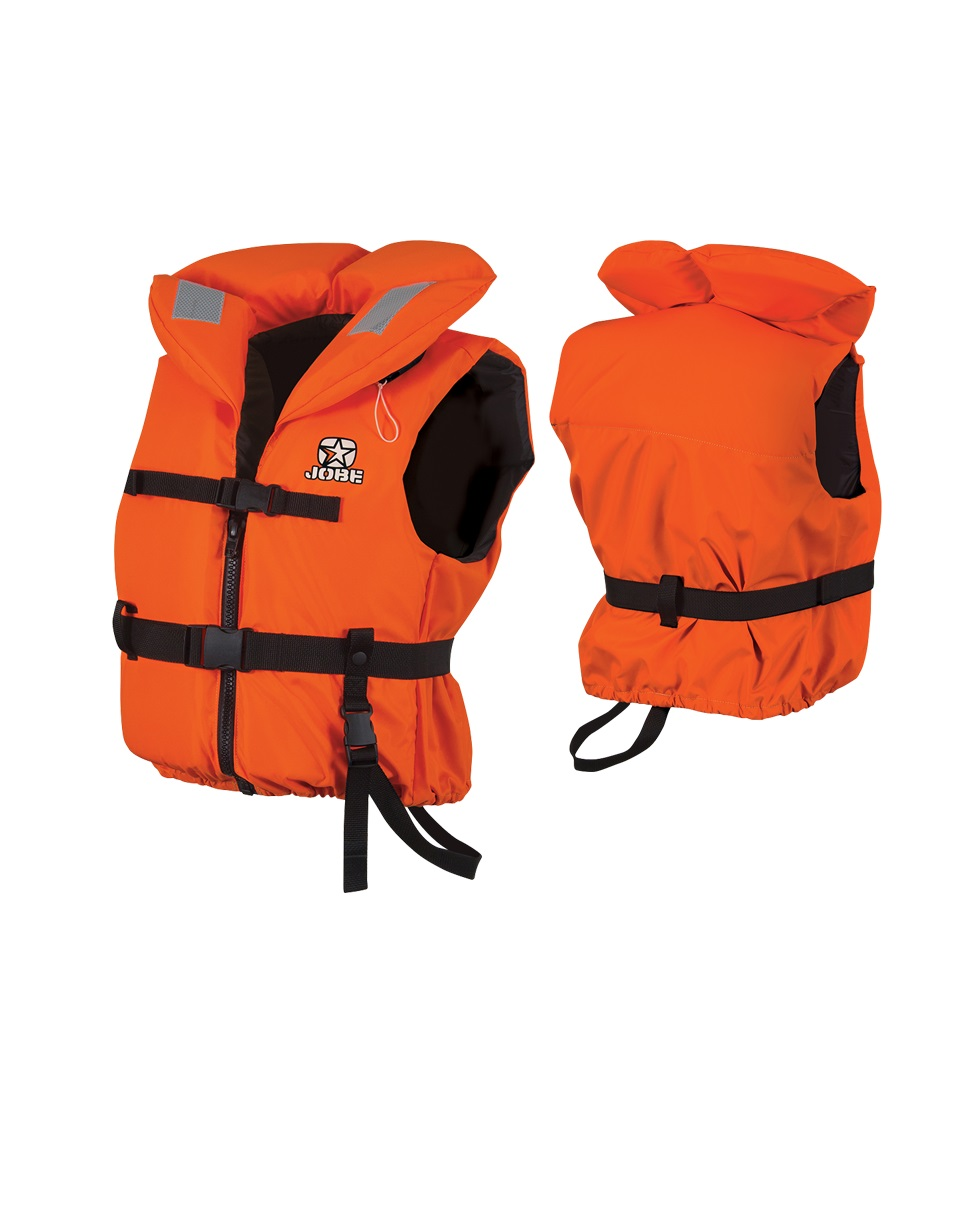 Страховочный жилет Jobe Comfort Boating Vest Orange ISO 240312001-L