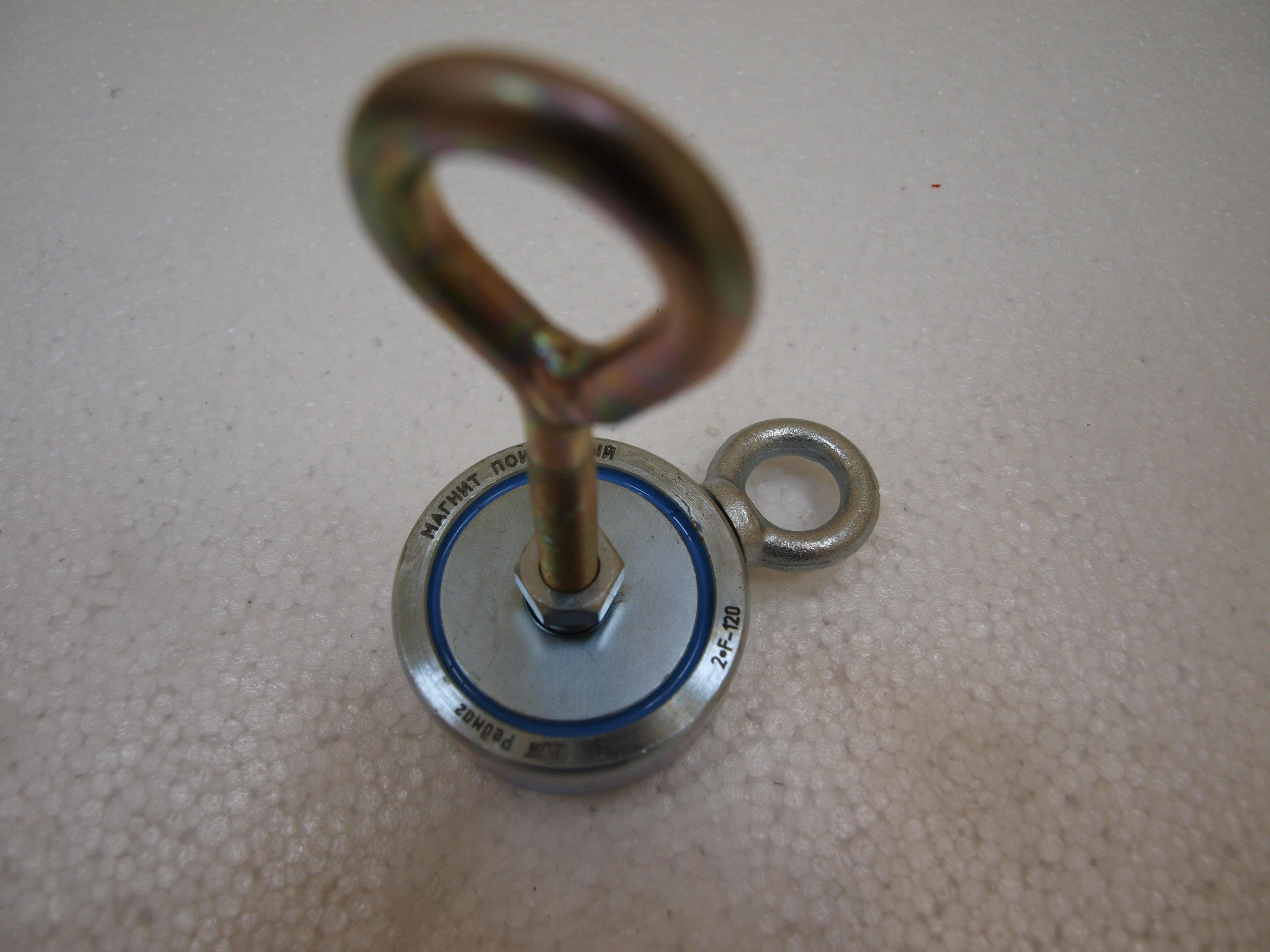 Купить поисковый магнит редмаг f120*2 на торговой площадке a.